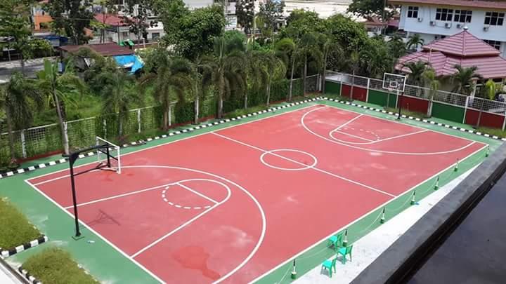 Harga Jasa Pembuatan Lapangan Olahraga